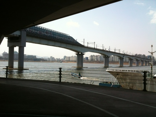 Dangsan Railway Bridge; 당산철교