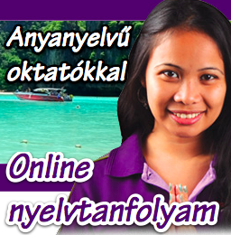 Online nyelvtanuls - anyanyelv oktatkkal!